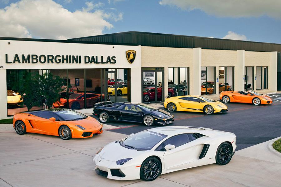 Lamborghini Dallas Store photo