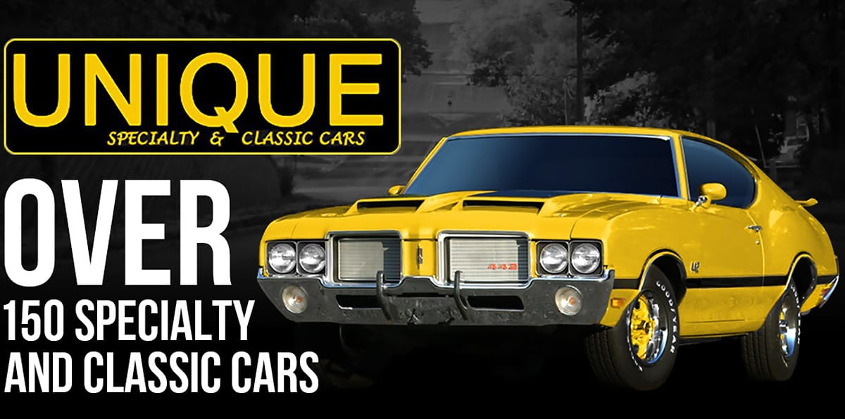 Unique Specialty & Classic Cars